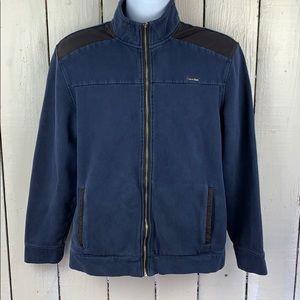 Calvin Klein Blue Jacket